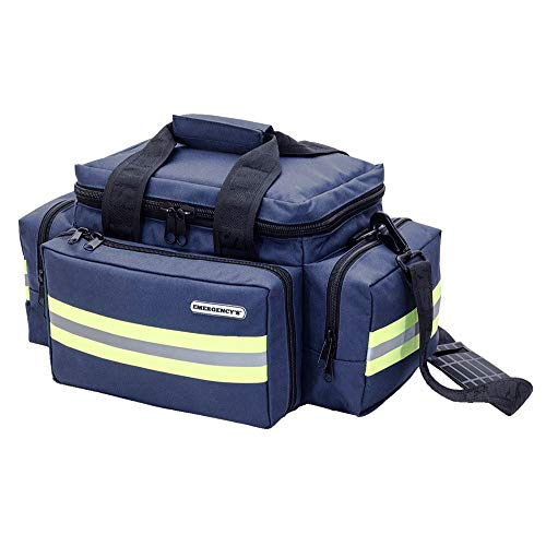 Elite Bags - Bolsa para emergencias, Azul Marino, 44 x 25 x 27 cm 🔥