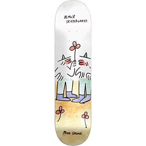 Almost Lb Guys Impact Light Skateboard Deck 8 inch Max Geronzi
