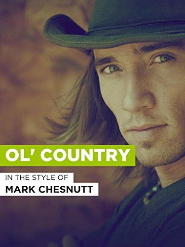 Ol' Country im Stil von
