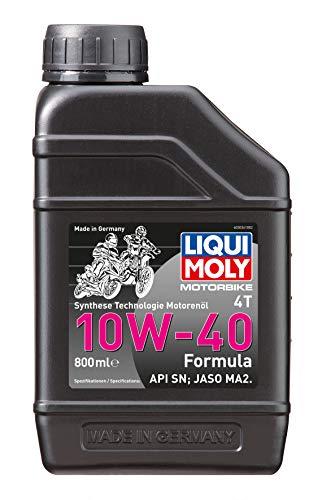 Liqui Moly 3036 motorolie 4T 10W-40 formule 800 ml