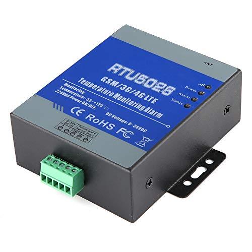 Sistema de alarma GSM Comando SMS RTU5026 Telemetría Sistema de alarma de temperatura Alerta de falla de energía Sistema de seguridad para el hogar Control remoto(YO)
