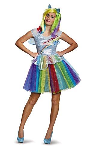 Adults Rainbow Dash Deluxe Costume