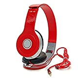 Ekdant High Bass Solo Type Wired Mega Bass Series Stereo Sound Noise Cancellation Over-Ear...