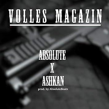Volles Magazin