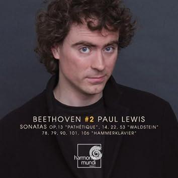 Beethoven: Sonates pour piano, Vol.2