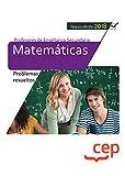 Cuerpo de Profesores de Enseñanza Secundaria. Matemáticas. Problemas resueltos