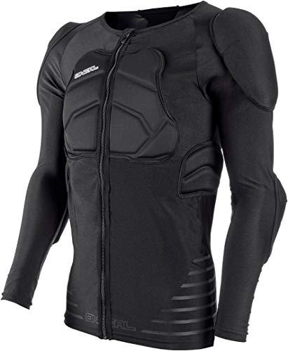 O'NEAL Oneal STV Long Sleeve Shirt Fahrradschutz, Schwarz, XL