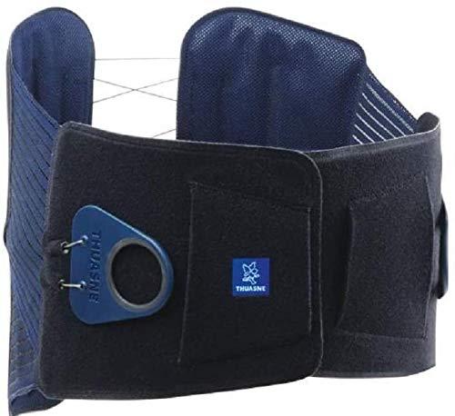 LombaStab 2 - Cinturón de apoyo lumbar (120 - 140 cm, altura 21 cm) ✅