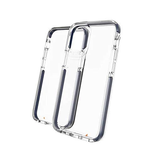 Gear4 Piccadilly Schutzhülle für iPhone 12 Mini, erweiterter Aufprallschutz mit integrierter D3O-Technologie, Blau