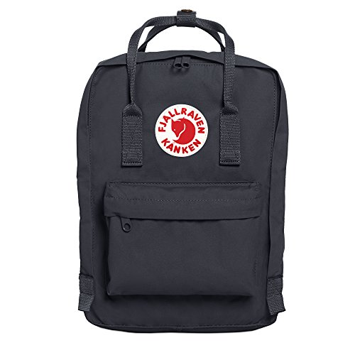Fjällräven Unisex laptop backpack Kånken, 13 inches, graphite, 35 x 23 x 16 cm, 13 liters, 27171-031