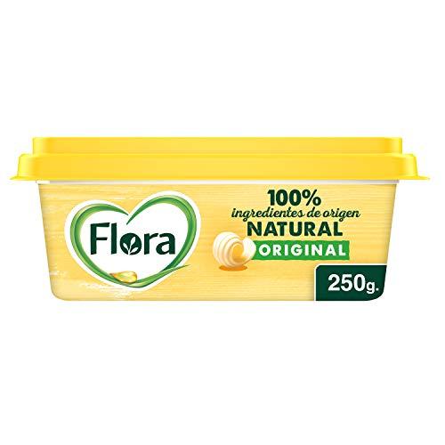Flora Margarina Original, 100% Vegetal, 250g