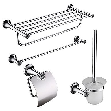 Where to buy 4 packed Stainless Steel Bath Accessories Set,Towel