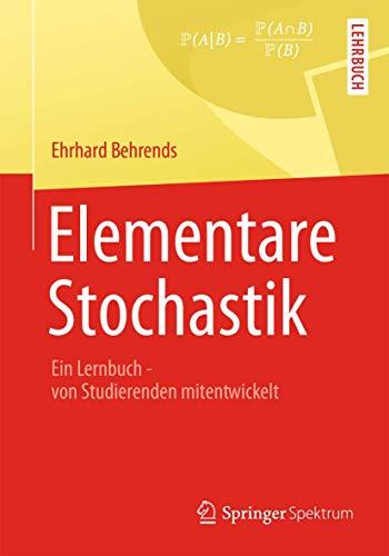 Elementare Stochastik: Ein Lernb...