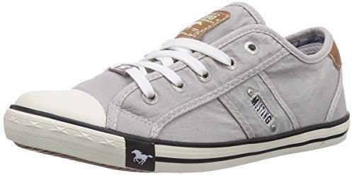 Mustang Damen 1099-302-22 Sneakers, Grau (22 hellgrau), 39 EU