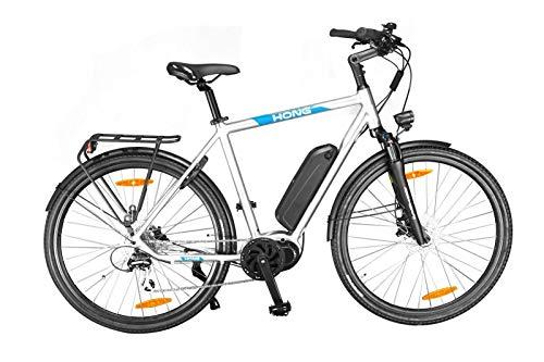 Bicicleta De Montaña Eléctrica, Bicicleta Eléctrica De 250 W Y 27,5 Pulgadas Con Batería De Iones De Litio De 36 V-9,6 Ah, Bicicleta Eléctrica De Montaje Central, Bicicleta De Motor (modelo Masculino)