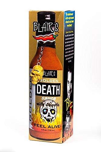 Blair's Golden Death - Salsa con peperoncino Scotch Bonnet 150 ml.
