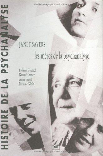 Les mères de la psychanalyse