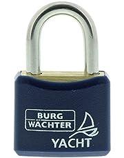 Burg-Wächter hangslot, 3,5 mm beugeldikte, 2 sleutels, Yacht 460 NI 20 SB