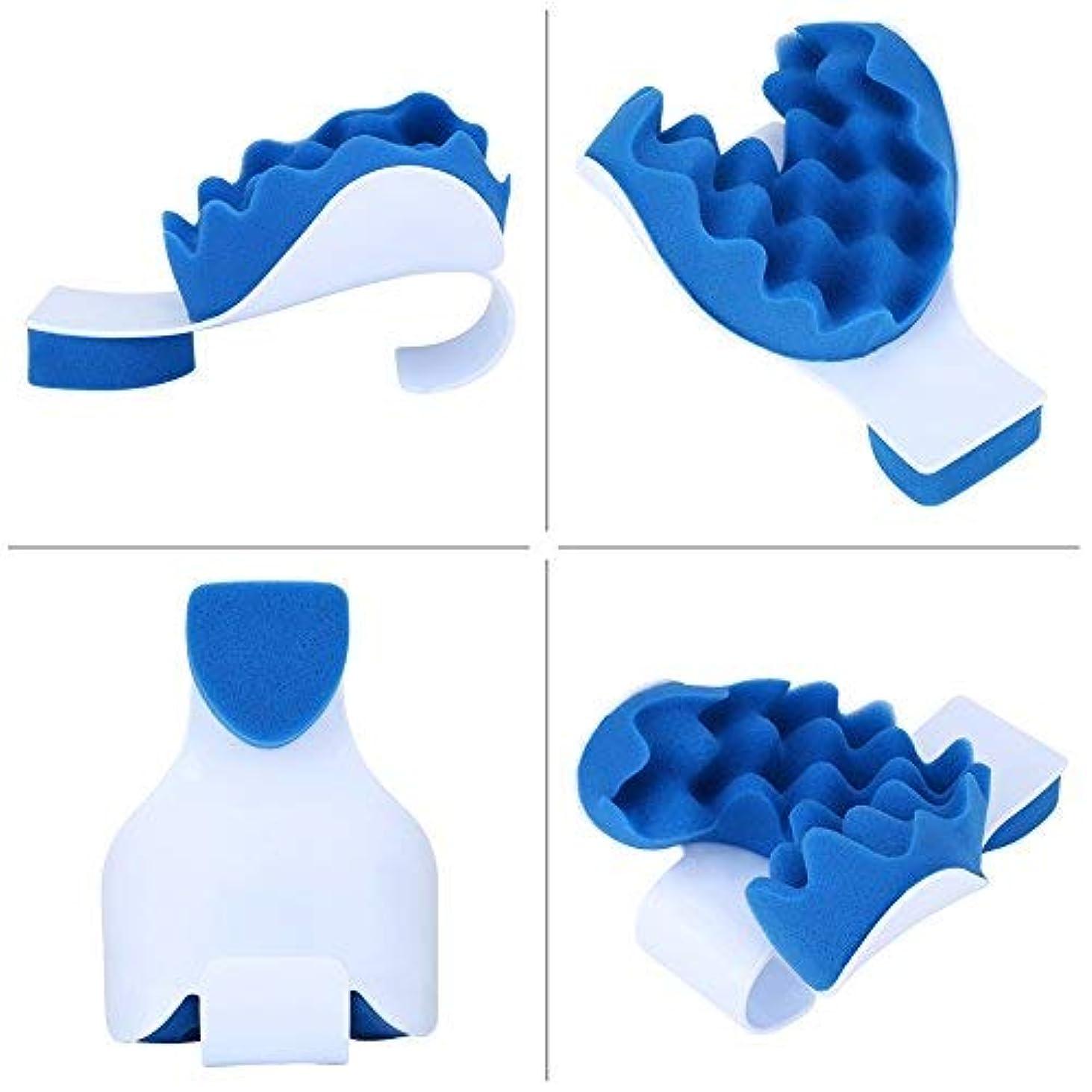 かんがい意味のあるスクラップネックピロー 高弾性スポンジピロー 首/肩疲労の解消 リラクス マッサージ 肩こり 首こり 改善 携帯枕 人間工学 小型 軽量 車載旅行 オフィス 自宅用
