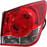 Chevy CRUZE 11-14 TAIL LAMP Right Passenger Side, Assembly, On Body