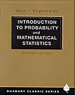 Introduction to Probability and Mathematical Statistics