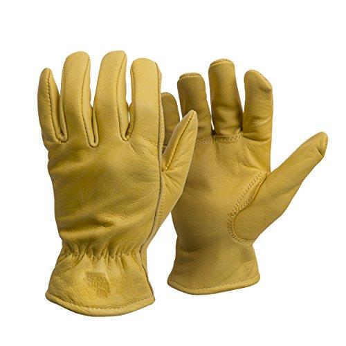 goatskin gloves insulated - 4