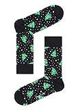 Happy Socks Unisex Christmas Socken, Multi, 4-11 (41-46)
