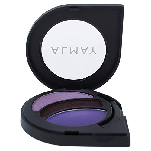 Almay Intense I-color Powder Shadow - 125 Browns By Almay for Women - 0.2 Oz Eye Shadow, 0.2 Oz