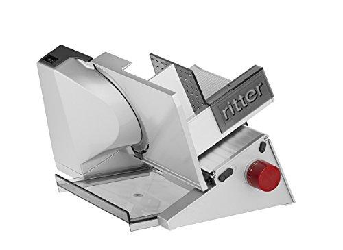 Cortafiambres ritter contura 3, cortafiambres eléctrico con motor ecológico, made in Germany