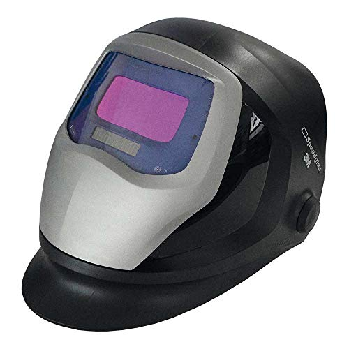 3M Speedglas 9100 Helmet with 9100V Auto-Darkening Filter 5/8/9-13 with SW