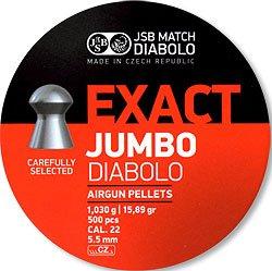 JSB Exact Jumbo 5,52