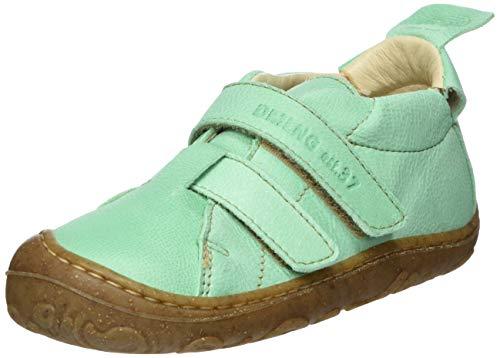 Däumling Unisex Baby Nedal Sneaker, Grün (Waxy Mint 53), 22 EU