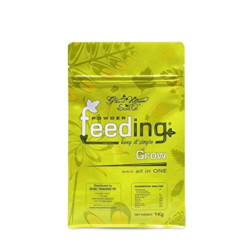 Powder Feeding Engrais Multifonction Grow 2,5 kg Vert 20 x 15 x 8 cm GROW25-PF