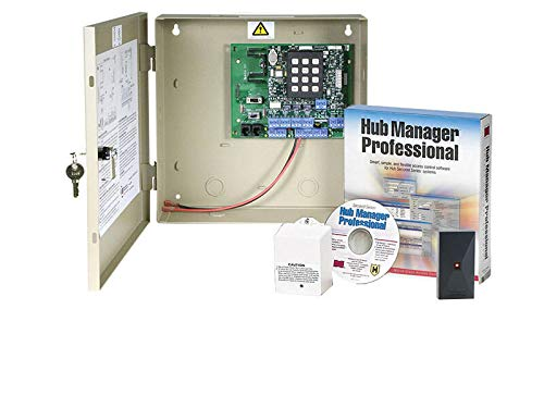 Check Out This Linear MiniMax 3 SYS, 0-205601F MiniMax 3 Single Door Access Control System Kit