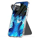Phone Case Dabi Cover with for iPhone 12 11 Xs Xr X 8 7 6 6s Plus Pro Max Mini Se 2020 Shockproof Anti-Scratch