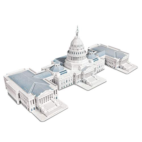 Us Capitol Building - 3