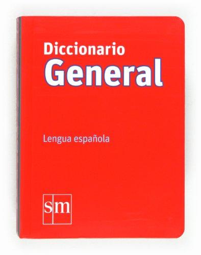 Diccionario GENERAL. Lengua española - 9788467541311