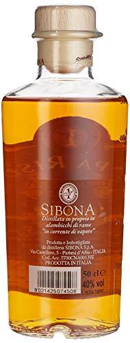Sibona aged in Port Wood Grappa (1 x 0.5 l) - 2