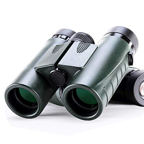 Best Bargain LY88 Telescope Binoculars 8x32 High-Definition Outdoor Mountaineering Riding Fishing Tr...