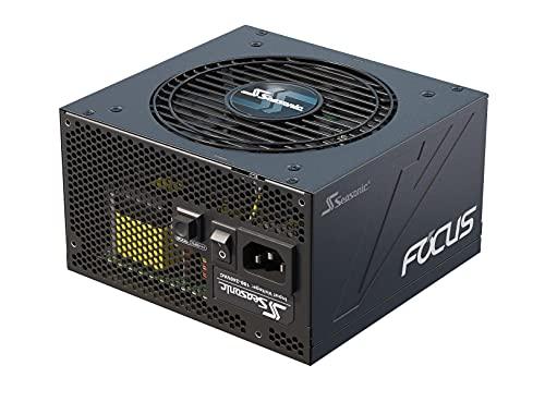 Alimentatore PC FOCUS GX-850 stagionale completamente alimentato 80PLUS Oro 850 Watt
