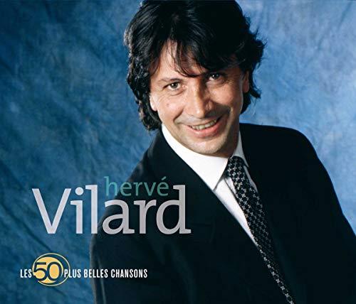 Les 50 Plus Belles Chansons : Hervé Vilard (Coffret 3 CD)
