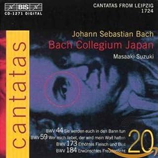 Bach: Cantatas-Vol. 20