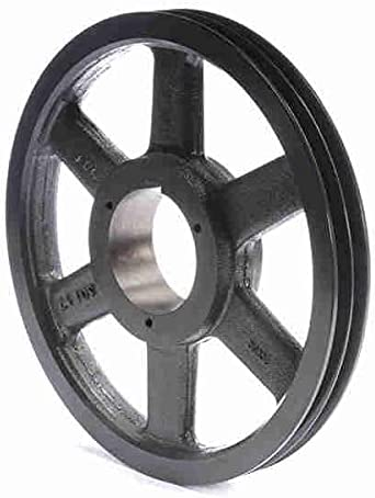 Detroit Mall Browning 2 Groove Cast Iron Bushed Sheave Multiple Bore San Antonio Mall 2R5V150