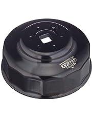 """KS Tools 150.9325 - Llave de filtro de aceite (3/8"""", 76 x 14 mm)"""