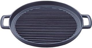 南部鉄器 グリルパン丸 29cm 23051