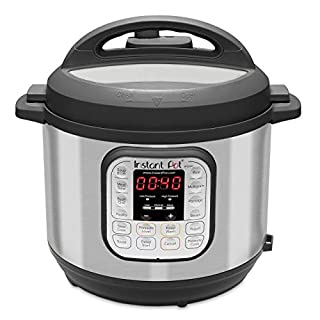Instant Pot Duo 7-in-1 Electric Pressure Cooker, Sterilizer, Slow Cooker, Rice Cooker, Steamer, Saute, Yogurt Maker, and Warmer, 6 Quart, 14 One-Touch Programs (B00FLYWNYQ) | Amazon price tracker / tracking, Amazon price history charts, Amazon price watches, Amazon price drop alerts