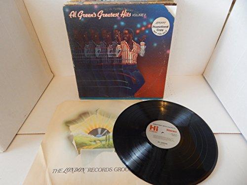 Al Green's Greatest Hits, Vol. 2 [Vinyl]