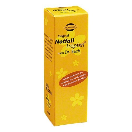 Bachblüten Original Notfall Tropfen, 10 ml