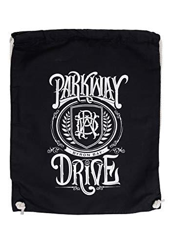 Parkway Drive - Crest Logo Drawstring - Backpack-Onesize