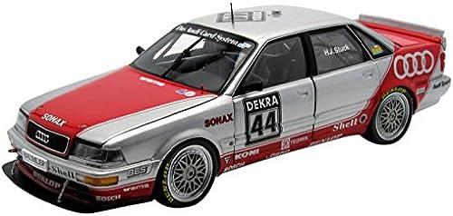 Minichamps 100921044 fürzeug Miniatur Audi Quattro V8 Team SMS DTM 1992 Ma ab 1 18